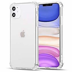 iphone 11 case cover fit apple iphone 11 (2019) phone 6.1'', tpu transparent back iphone 11 phone ca