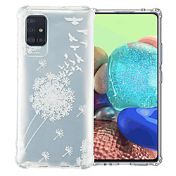 Case For Samsung Galaxy S20 Plus / S20 / Galaxy A41 Shockproof Back Cover Flower TPU