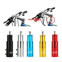 Image of Riser attacco manubrio bici prolunga stelo forcella bici manubrio raiser adattatore head up adatto per mountain bike, bici da strada, mtb, bmx, fixie (lega di alluminio, regolabile, nero) Lightinthebox