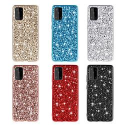 Case For Samsung Galaxy Galaxy S20 FE 5G / Galaxy Note 20 Ultra / Galaxy A51 Glitter Shine Back Cove