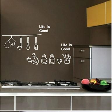Koken decoratieve muur sticker 0565 1105061 191187 2016 - Vinilos de cocina ...