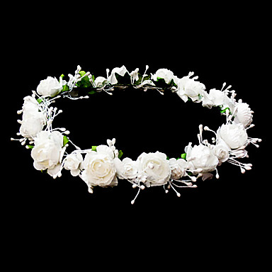 flower wedding wreath headpieces wedding flower wreath with lovely flowers
