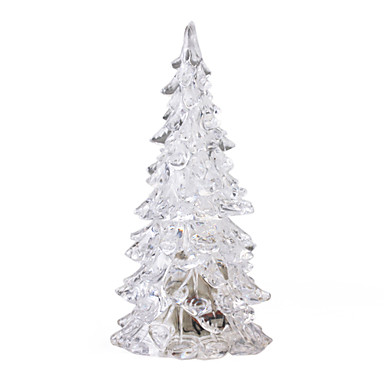 Kristall weihnachtsbaum design bunten led licht 212215 - Design weihnachtsbaum ...