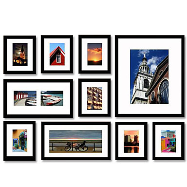 picture frames moderncontemporary rectangular wood 10 233645 2017 7564