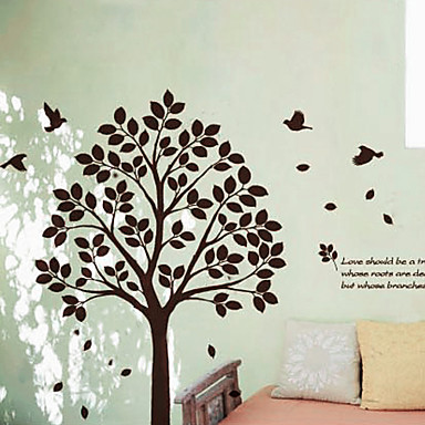 Rbol de papel pintado de la pared 240997 2017 for Papel pintado de arboles