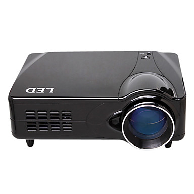 1080p portable hd dvb t usb led projector with tv tuner for Pocket hd projector 1080p