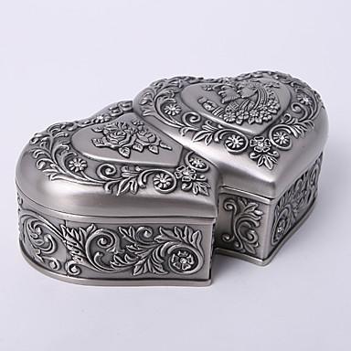 mill sime tutania double c ur bo te de musique porte bijoux. Black Bedroom Furniture Sets. Home Design Ideas