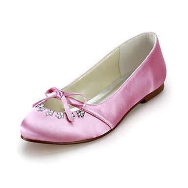 Women's Wedding Shoes Comfort/Ballerina Flats Wedding ...
