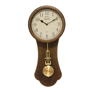 Antiguo reloj de pared con p ndulo de 25 2015 for Reloj de pared con pendulo