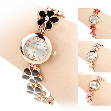 золотые часы женские с золотым браслетом чайка