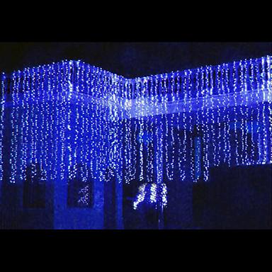 8Mx3M Blue LED String Light with 800 LEDs 457273 2016 USD 150.99
