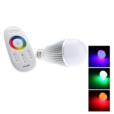 lampadina led rgb : Lampadina LED a sfera, E27 6W 500-600LM RGB (85-265V) del 449170 2016 ...