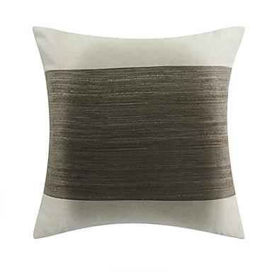 Modern Chenille Decorative Pillow Cover - USD $ 12.99