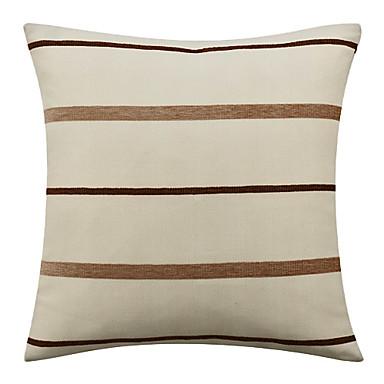 Modern Family Pillow Stripe : Modern Jacquard Striped Polyester Decorative Pillow Cover 513832 2016 ? USD6.79