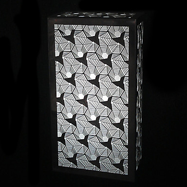 40W Chic Wall Light with Sculptured Stainless Steel Shade in ...