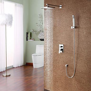 Zeitgen 246 Ssisch Duschsystem Regendusche Handdusche