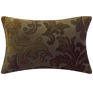 Brown Floral Throw Pillow : Brown Floral Decorative Pillow Cover 564451 2017 ? USD4.49