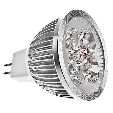 5w gu5 3 mr16 led spotlight mr16 4 high power led 270 lm. Black Bedroom Furniture Sets. Home Design Ideas