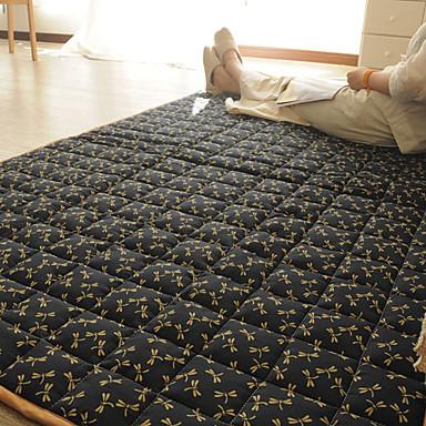 6 39 dragonfly patr n alfombra acolchada de algod n en - Alfombras de algodon ...