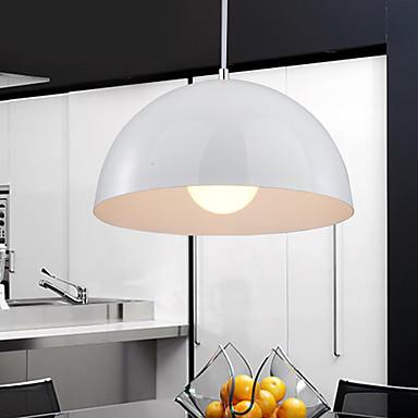 Sl decente minimalista 1 l mpara colgante con sombra - Lamparas colgantes minimalistas ...