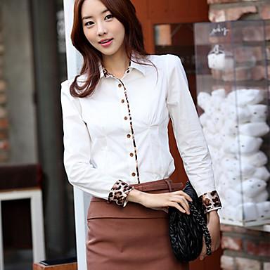 model kemeja kerja korea terbaru 2015