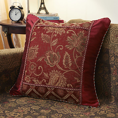 Jacquard Decorative Pillows : Cotton Jacquard Decorative Pillow Cover 8124 364744 2016 ? $13.49