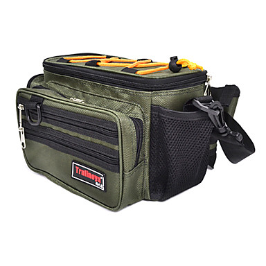 trulinoya multifunctional waterproof fishing tackle bag