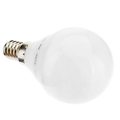 5w e14 lampadine globo led g45 28 350 lm bianco caldo ac for Lampadine led e14 prezzi
