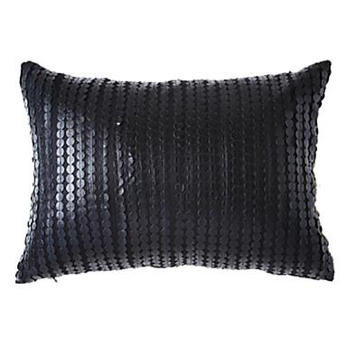 Decorative Leather Pillows : 18