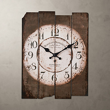 15 country style vintage wall clock 793090 2017. Black Bedroom Furniture Sets. Home Design Ideas