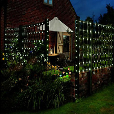 Solar Powered Fairy Lights For The Garden