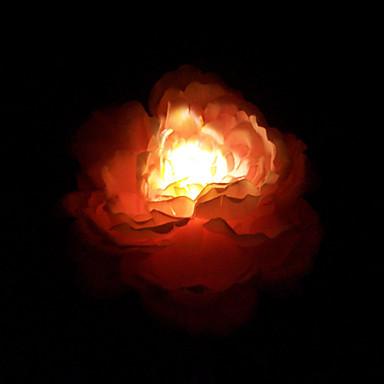 Led 1pcs blanc lampe solaire de jardin motoris dans la fleur de conception - Lampe solaire jardin ikea ...