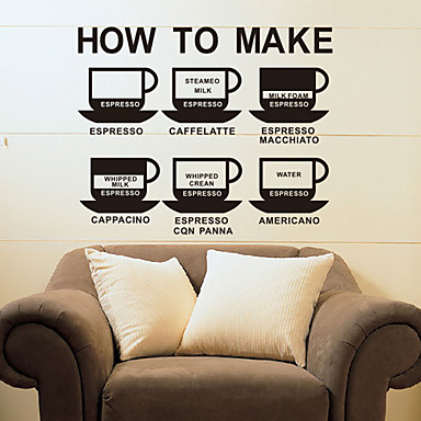 food how to make coffee wall stickers 2015 34 99 we make our wall sticker wall stickers