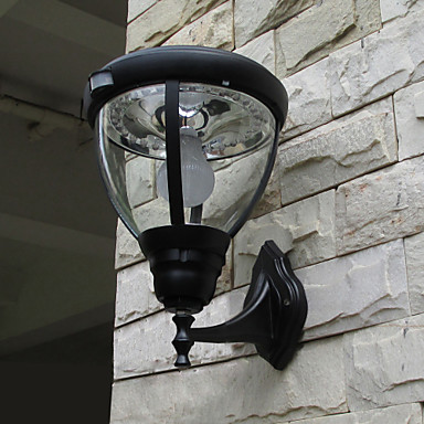 pir motion sensor solar light solar wall light led outdoor
