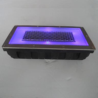Led solaire de terrasse lumineuse solaire glace l ger en for Led solaire terrasse
