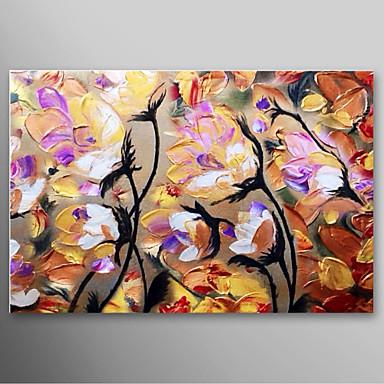 Iarts hand fiori con struttura allungata pronta per essere for Fiori dipinti a olio