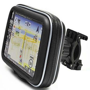 bici impermeabile bici moto case supporto manubrio per 5 gps garmin nuvi del 1218268 2017. Black Bedroom Furniture Sets. Home Design Ideas
