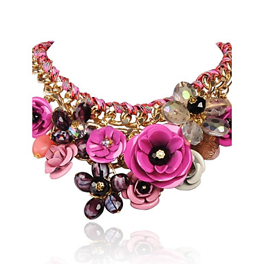 jane pierre d claration de bijoux de luxe collier fantaisie volumineux pour les femmes de. Black Bedroom Furniture Sets. Home Design Ideas