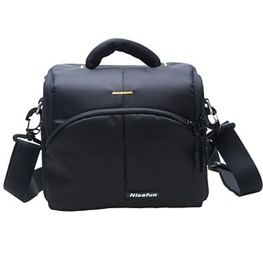 sac tanche de cas de l 39 appareil photo pour canon eos 700d nikon d5300 avec housse de pluie. Black Bedroom Furniture Sets. Home Design Ideas