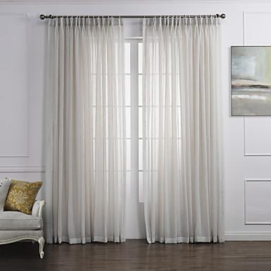 land zwei platten festen wei en schlafzimmer bettw sche polyester mischung gardinen. Black Bedroom Furniture Sets. Home Design Ideas
