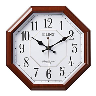 13 6 marco del caf oct gono negro n meros rabes - Relojes modernos de pared ...