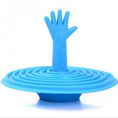 Palma tappo di vasca da bagno in gomma 4 colori perdita d - Tappo vasca da bagno ...