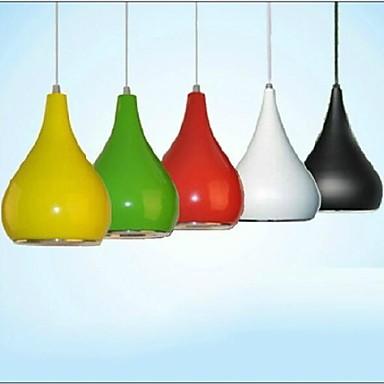 lightinthebox lampadari : 1w Luci Pendenti , Contemporaneo / Sfera Pittura caratteristica for ...