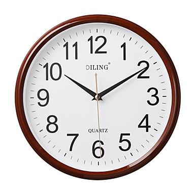12 n meros rabes modernos esfera blanca reloj de pared - Relojes de pared modernos ...