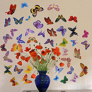 Createforlife mariposas dibujos animados para ni os - Dibujos para paredes de bebes ...