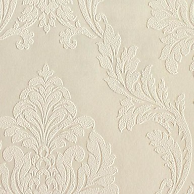 Papel de parede wallcovering estilo moderno do damasco - Papel de pared moderno ...