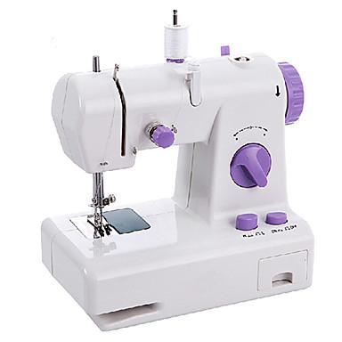 purple sewing machine