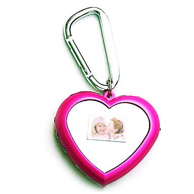 Mini 1 5 pouces en forme de coeur cadre photo num rique avec porte cl s de 1874524 - Porte cle photo numerique ...