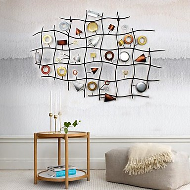 Decorazione della parete di arte della parete del metallo - Decorazioni da parete in metallo ...