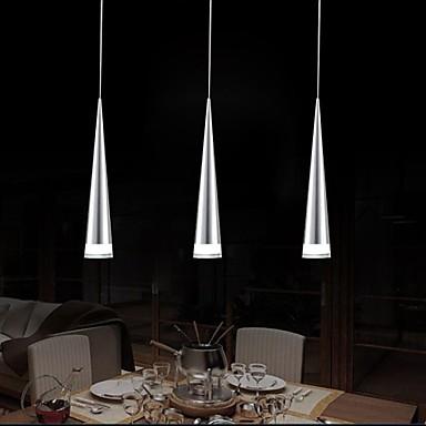 Max 5W Luci Pendenti , Contemporaneo Cromo caratteristica for LED ...